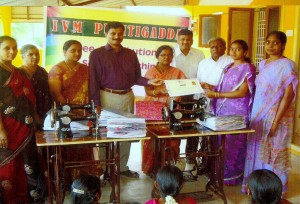 India Sewing Project IVM