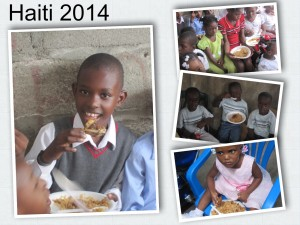 Haiti BIG meal 14
