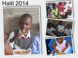 Haiti BIG meal 14